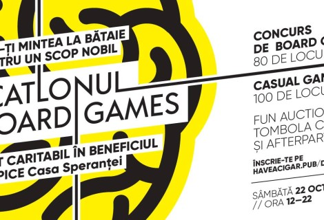 22 Oct. Decathlonul de board games